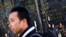 Asia Stocks Slip With U.S. Futures, Dollar Gains: Markets Wrap