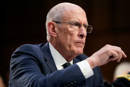 US Director of National Intelligence Coats to step down soon