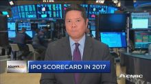 IPO scorecard for 2017