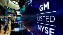Markets surge as GM shares go into overdrive