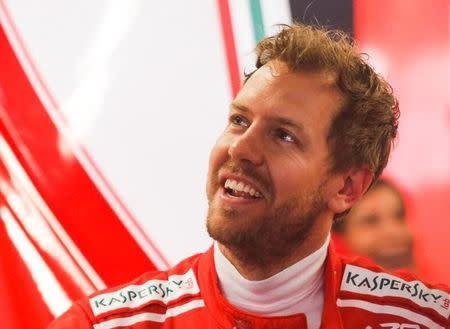 Piloto de Fórmula 1, Sebastian Vettel