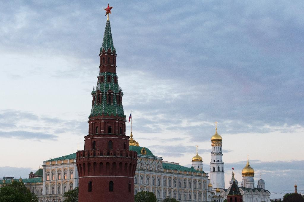 """The Kremlin had already shrugged off accusations by the Hillary Clinton campaign that Russia was involved in the embarrassing leak of emails meant to help Republican presidential candidate Donald Trump as """"absurd"""""""