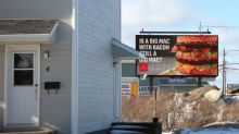 CBRM takes aim at bright electronic billboards near homes