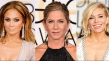 The Coolest Hair & Makeup Trends from the Golden Globes
