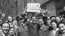 PHOTOS: 75 years since VE Day