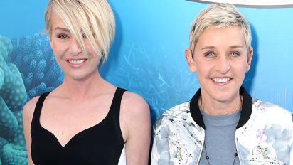 Ellen opens up about love life with Portia
