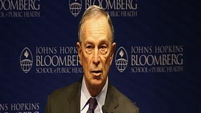 Bloomberg: Gun Lobby Hiding Behind 2nd Amendment