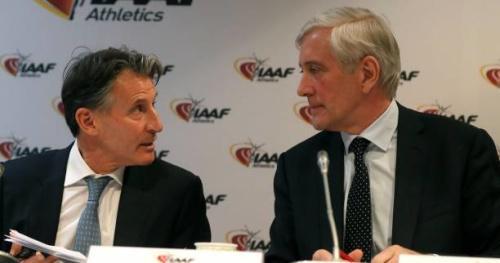 Athlé - L'IAAF déçue par le manque de progrès des Russes dans la lutte antidopage