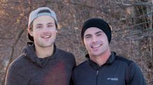 Zac Efron Cheers on His Brother Dylan at the Boston Marathon: 'With You from Here Until Forever'