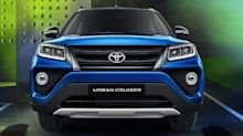 Toyota announces maintenance package for upcoming Urban Cruiser SUV