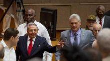 Nuevo presidente de Cuba promete seguir el legado revolucionario de los Castro
