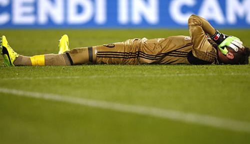 Serie A: Milan: Montella verteidigt Donnarumma nach üblem Patzer