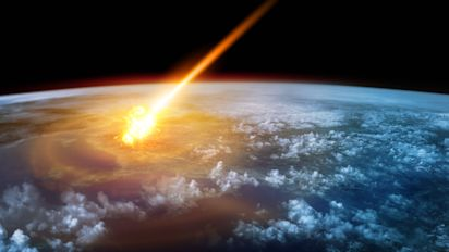 Tracking the powerful meteor that nobody saw