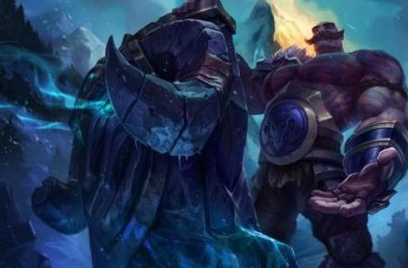 Beefcake Braum is League of Legends' next champion