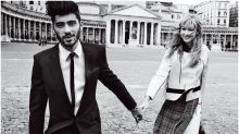 Twitter Trends Gigi Hadid After She Shares Photo with 'Baby Daddy' Zayn Malik