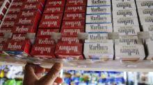 Philip Morris Falls 3%