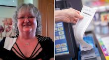 Woman's humble purchase after $15 million lotto win