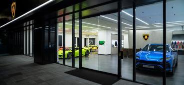 強化全臺服務網絡!Lamborghini Taipei展示中心打造嶄新品牌識別