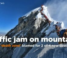 Everest 'death zone' blamed for 2 of 4 new deaths on mountain