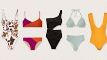 It's National Bikini Day! Shop the hottest swimsuit trends of the summer