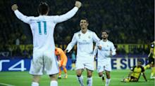 Ronaldo brace seals Real Madrid win on 400th appearance