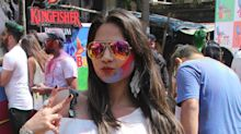 Pics: Bollywood stars celebrate Holi in style