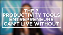 The 7 productivity tools entrepreneurs can't live without