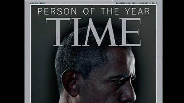Obama Time 'Person of the Year'