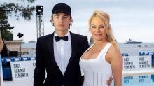 Pamela Anderson and Son Brandon Make a Dazzling Duo, Plus Zoë Kravitz, Jamie Dornan & More
