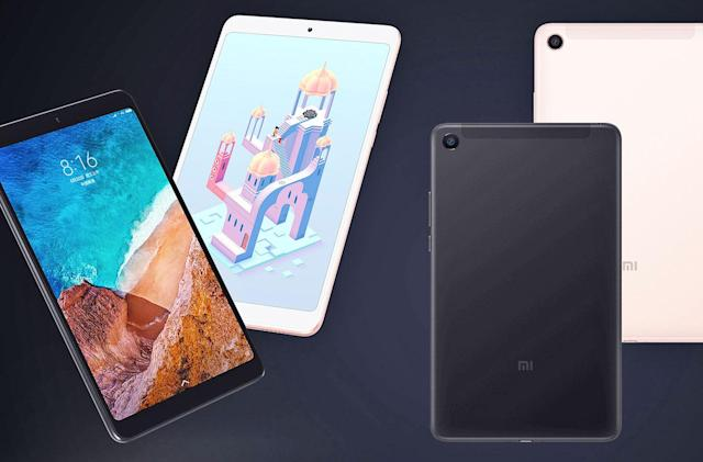 Xiaomi's latest tablet offers LTE on the cheap