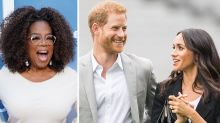 Meghan and Harry to sit down for TV tell-all with Oprah