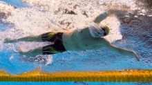 Horton, Sun clash gets world swimming champs off to a bang
