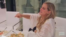 Sonja Morgan drunkenly collapses after fighting with other 'Housewives'