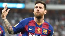 $1bn ace Lionel Messi tells Barcelona he wants to leave for free
