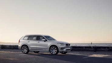 Volvo XC90、XC60 獲英國媒體「最佳七人座」與「最佳家庭車款」殊榮