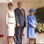 White House Makes Royal Gaffe Ahead of Melania and Donald Trump's Visit to Queen Elizabeth