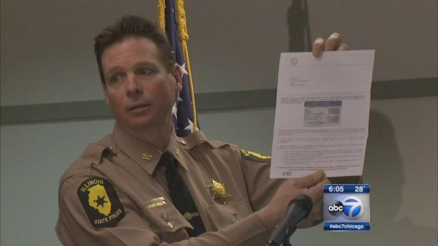 Illinois State Police mail first concealed carry permits