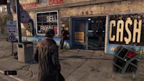 Watch Dogs - Open-World Gameplay Video