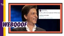 Fake Mukesh Ambani Twitter Handle Claims SRK Removed From Jio Ad
