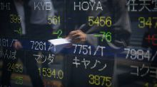 Asia Stocks Set for Mixed Start; Oil Plunges: Markets Wrap