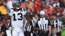 Kelvin Benjamin and his weight at the forefront of OTA's Day 1