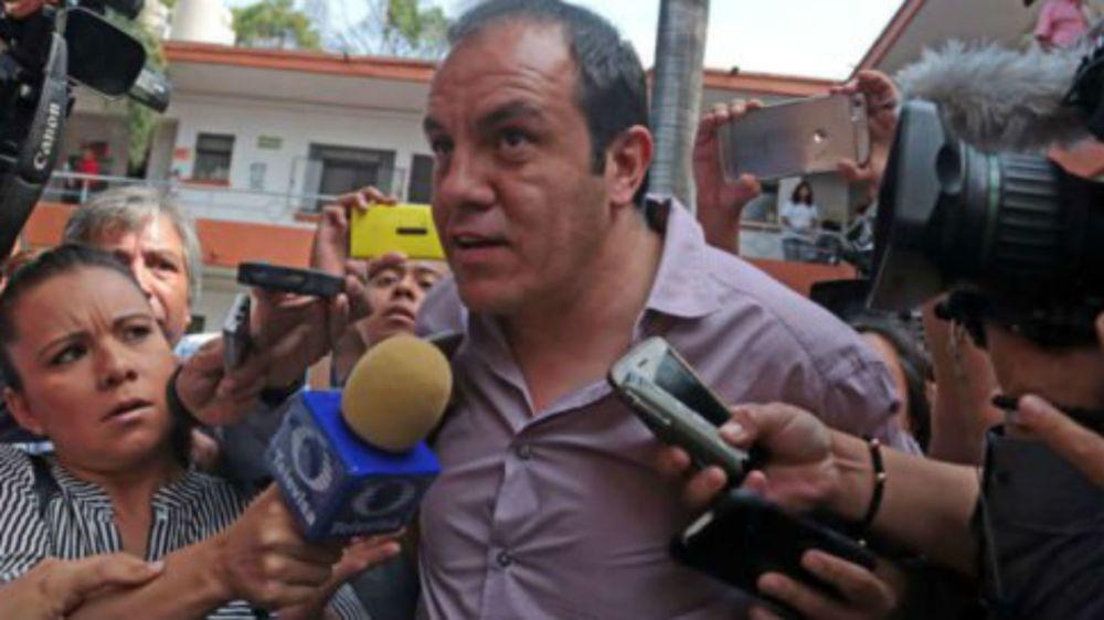 Tras ser acusado de asesinato, Cuauhtémoc Blanco teme por su vida