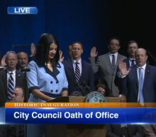 New Chicago City Council sworn in at Lori Lightfoot inauguration