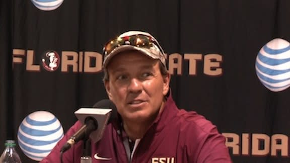 Warchant TV: Fisher on the Wake Forest win