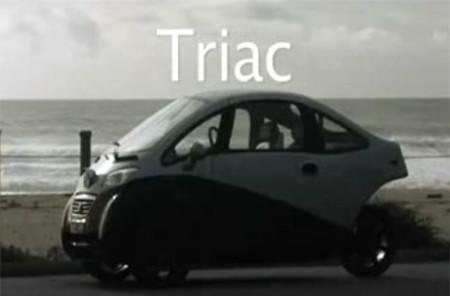 Triac: the highway-capable, three-wheeled electric car available now?