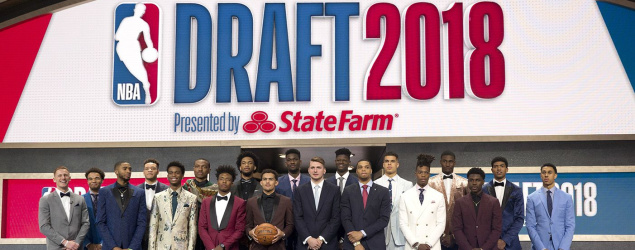 Watch: Yahoo Sports' NBA draft show, The Spin