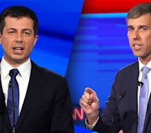 Buttigieg, O'Rourke clash over assault-rifle buyback plan