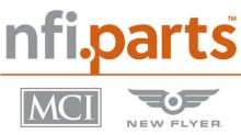 NFI Parts™ Awarded Preferred Supplier Agreement with MV Transportation, Inc.