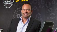 CEO Chris Rondeau Builds Muscle At Planet Fitness