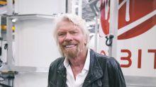 L'entreprise spatiale de Richard Branson va produire des appareils de ventilation artificielle pour les hôpitaux